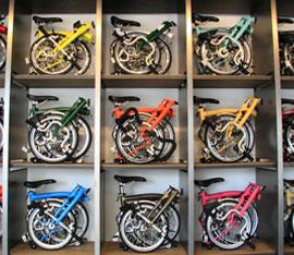 vantaggi di una bici pieghevole